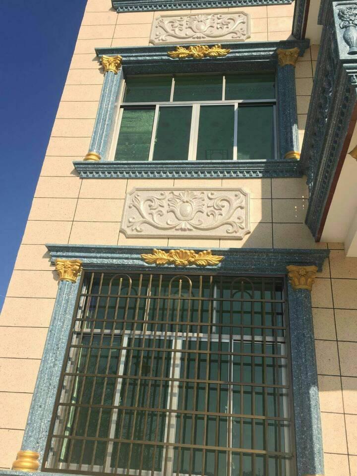广东省南冲镇农村外墙水包水多彩仿石漆raybet下载